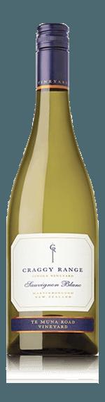 Craggy Range Sauvignon Blanc Te Muna Road Martinborough 2016