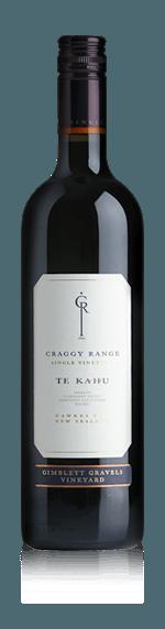vin Craggy Range Te Kahu Gimblett Gravels Hawkes Bay 2013 Merlot