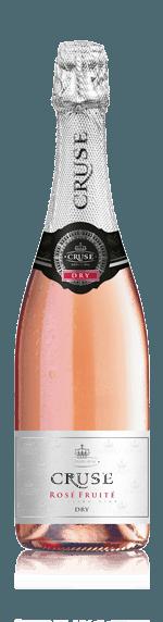 Cruse Mousseux Brut Rosé NV