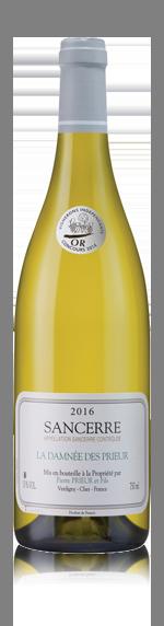 vin Damnée Des Prieur Sancerre Aoc 2016 Sauvignon Blanc
