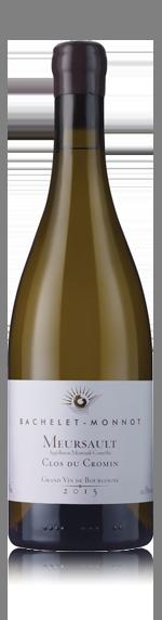 vin Domaine Bachelet-Monnot Meursault Clos du Cromin 2015 Chardonnay
