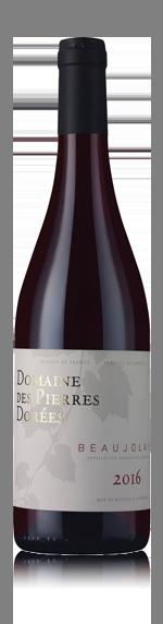 vin Domaine Des Pierres Dorees Beaujolais 2016 Gamay