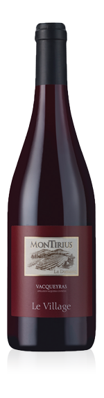 vin Dom Montirius ´Le Village´ Vacqueyras 2015 Grenache