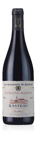vin Domaine Martin Rasteau Vv 2015 Grenache