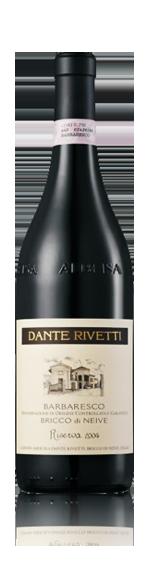 Dante Rivetti Bricco de Neueis Barbaresco Ris. 1996 (i trälåda) Nebbiolo 100% Nebbiolo Piemonte