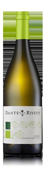 vin Dante Rivetti Langhe Bianco 2016 Chardonnay
