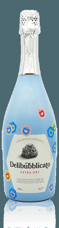 Delibubblicato Spumante Extra Dry NV Glera
