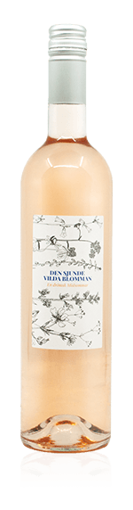 Den Sjunde Vilda Blomman Rosé 2018 Annan Grenache Noir, Cinsaut, Syrah, Cabernet-Sauvignon, Merlot, Caladoc, Grenache Blanc Provence