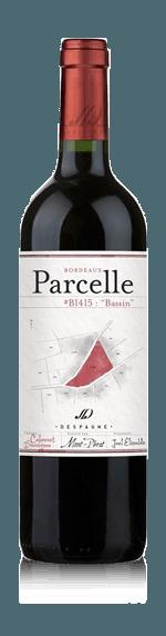 vin Despagne Parcelle #B1415 Bassin Cabernet Sauvignon 2015 Cabernet Sauvignon