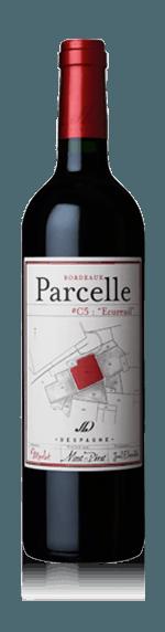 vin Despagne Parcelle #C5 Ecureuil Bordeaux Merlot Rouge 2015 Merlot