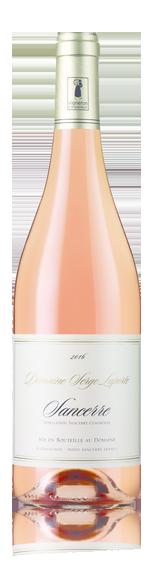 vin Dom Serge Laporte Sancerre Rose Aop 2016 Pinot Noir
