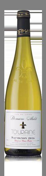 vin Domaine Alain Malet Touraine Réserve 2016 Sauvignon Blanc