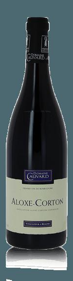 vin Domaine Cauvard Aloxe-Corton AOC rouge 2016 Pinot Noir