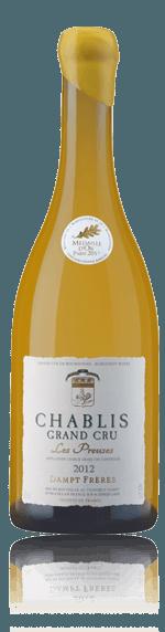 Domaine Dampt Chablis Grand Cru Les Preuses 2017 Chardonnay
