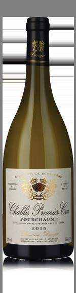 vin Domaine Dampt Chablis Premier Cru Fourchaume 2015 Chardonnay
