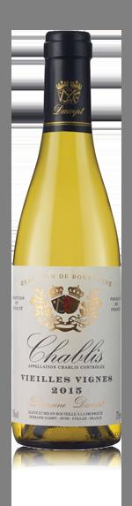 vin Domaine Dampt Chablis Vv 2015 (Halvflaska) Chardonnay
