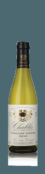 vin Domaine Dampt Chablis Vv Aoc 2016 (halvflaska) Chardonnay