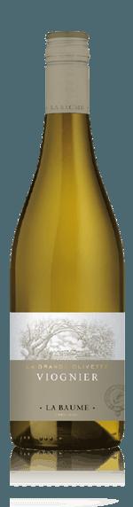 vin Domaine De La Baume Grande Olivette Viognier 2017 Viognier