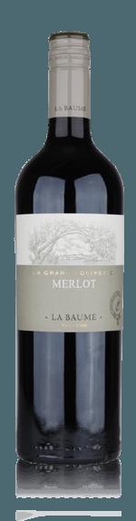Domaine De La Baume Grande Olivette 2017 Merlot