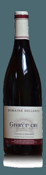 Domaine Deliance Givry 1er Cru 2016 Pinot Noir