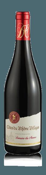 vin Domaine Des Avaux Côtes du Rhône Villages 2016 Grenache