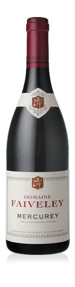 vin Domaine Faiveley Mercurey Rouge 2015 Pinot Noir