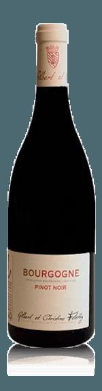 vin Domaine Henri Felettig Bourgogne Rouge 2015  Pinot Noir