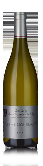 vin Domaine Jean Monnier et Fils Puligny-Montrachet 2015 Chardonnay