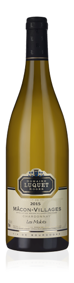 vin Domaine Luquet 'Les Mulots' 2015 Chardonnay