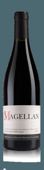 Domaine Magellan Rouge 2014 Grenache 55% Grenache, 30% Syrah, 15% Carignan Languedoc-Roussillon