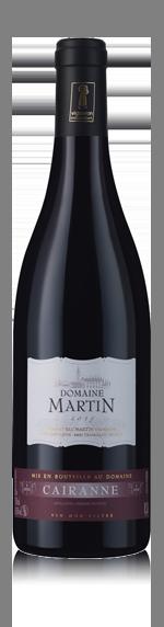vin Domaine Martin Cairanne 2015 Grenache