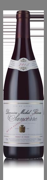 vin Domaine Michel Thomas Sancerre Rouge 2015 Pinot Noir