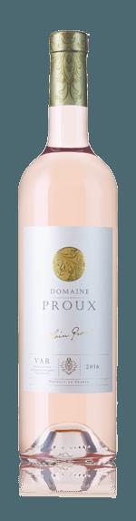 Domaine Proux Rosé 2017