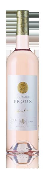 vin Domaine Proux Var Igp Rose 2016 Grenache
