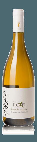 vin Domaine Rozel Perle de Viognier 2017 Viognier