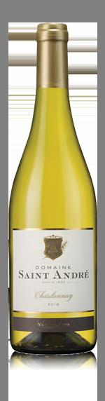 vin Domaine Saint Andre Chardonnay 2016 Chardonnay