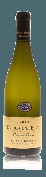 vin Domaine Sylvain Dussort Cuvée des Ormes 2014 Chardonnay