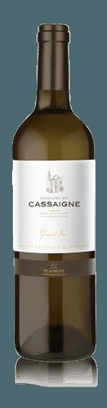 vin Domaine de Cassaigne Le Labyrinthe Rouge 2016  Merlot