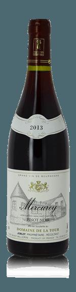 Domaine de La Tour Mercurey 2013 Pinot Noir
