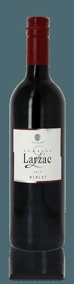 Domaine de Larzac Merlot Rouge 2016 Merlot