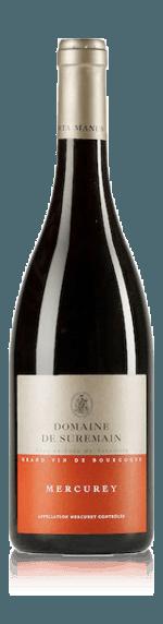 vin Domaine de Suremain Mercurey 2014  Pinot Noir