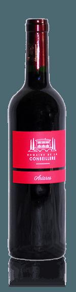 Domaine de la Conseillere Antares 2015 Cabernet Sauvignon 100% Cabernet Sauvignon Languedoc-Roussillon