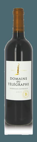 Domaine du Télégraphe Bordeaux Supérieur AOP Rouge 2015
