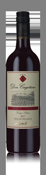 vin Don Cayetano Cabernet Sauvignon 2017 Cabernet Sauvignon