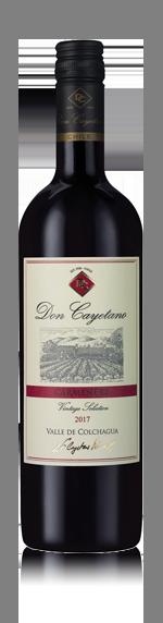 vin Don Cayetano Carmenère 2017 Carmenère