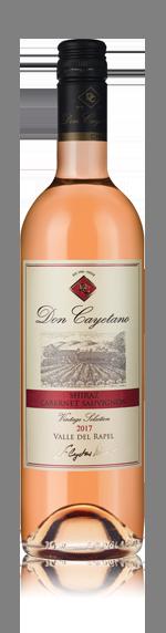 vin Don Cayetano Rosado 2017 Cabernet Sauvignon