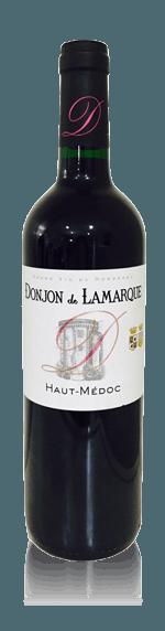 vin Donjon de Lamarque 2014 Merlot