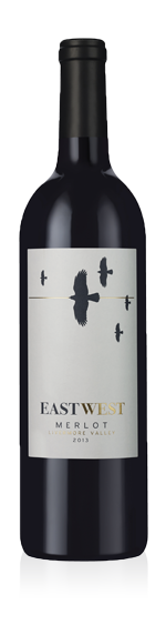 vin East West Merlot 2013 Merlot