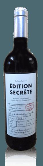 Édition Secrète Bordeaux Superieur 2010