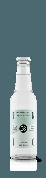 Ekobryggeriet Nordic Tonic (20 cl)